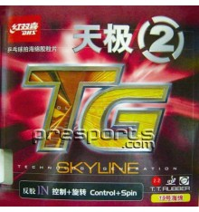 DHS TG2 Skyline Rubber (NO.19 SPONGE)