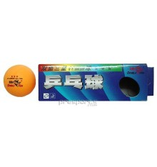 Double Fish 3 Star 40mm Ball (3 PACK BOX)