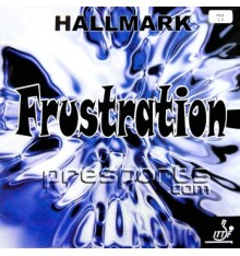 Hallmark Frustration Rubber
