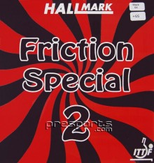 Hallmark Friction Special 2 Rubber