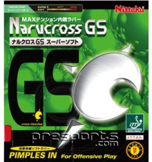 Nittaku Narucross GS Super Soft Rubber