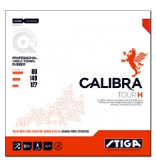 Stiga Calibra Tour H Rubber