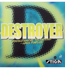 Stiga Destroyer Rubber