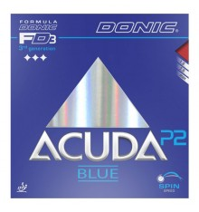 Donic Acuda P2 Blue Rubber