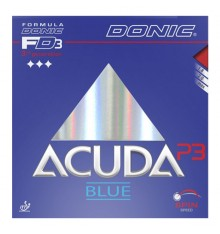 Donic Acuda P3 Blue Rubber