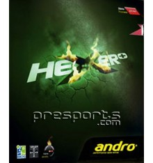 Andro Hexer Plus Rubber