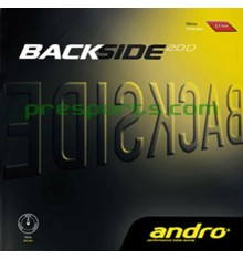 Andro BackSide 2.0 D Rubber