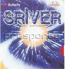Butterfly Sriver L Rubber