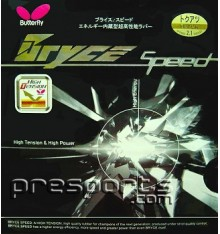 Butterfly Bryce Speed Rubber
